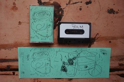 7AM tape green